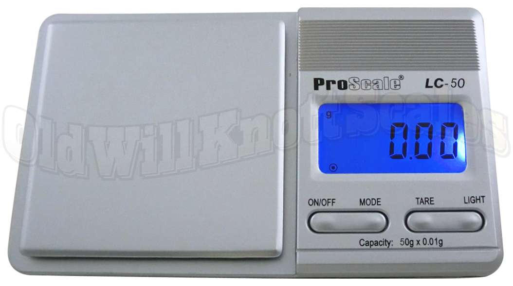 Proscale lc50 for Perfect scale pro review